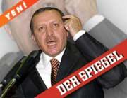 Spiegel: 'En açık Türkiye konuştu'