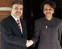Rice: PKK kabul edilemez