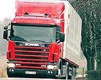 Scania lider