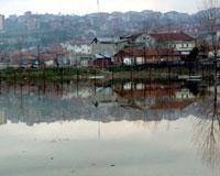 Edirne hala su altında