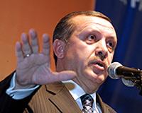 Başbakan Erdoğan istifacılara sert çıktı