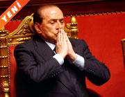 Berlusconi <br> istifa etti