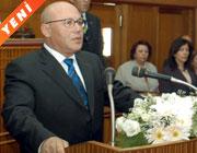 KKTC'de Talat dönemi başladı
