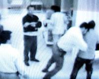 Nöbetçi doktora saldırı