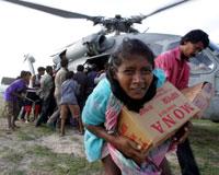 Endonezya'da yine deprem