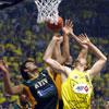 BC Kiev: 88 Fenerbahçe: 72
