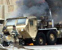Bağdat'ta saldırı: 58 ölü