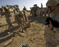El Anbar'da operasyon: 75 ölü
