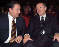 Başmüzakereci Ali Babacan