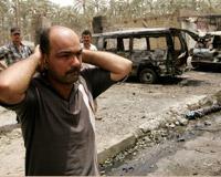 Bağdat'ta intihar saldırısı: 20 ölü