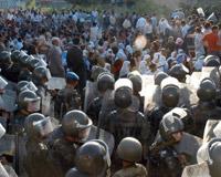 Van'da 'cenaze' gerginliği: 1 ölü