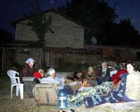 Harmancık'ta durum normal
