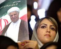 İran'da seçim günü