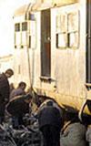 Demiryolunda patlama: 6 ölü