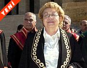 İlk kadın başkan