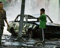 Tikrit'te intihar saldırısı: 5 ölü