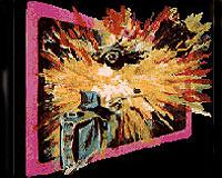Üç boyutlu TV