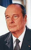Chirac'tan 'Kıbrıs' çıkışı