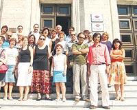 RADYOEVImizi Vermiyoruz Haberi, Sabah Cumartesi Internet 03 Eylül 2005