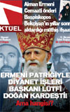 Ermeni Patriği'nden cevap