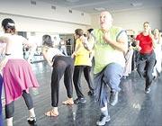 Bakan'ın 105 kiloluk baleti