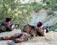 Şırnak'ta saldırı: 2 korucu şehit