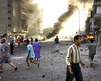 Irak'ta saldırı:7 ölü, 30 yaralı