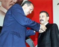 Gürsoy, AK Parti'ye katıldı