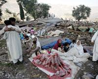 Pakistan'da ölü sayısı 25 binin üzerinde