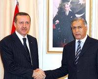 Erdoğan, Pakistan'da