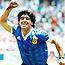 Maradona yeniden sahalarda
