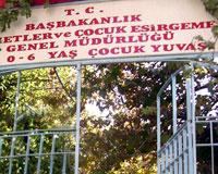 Erzurum'daki yuvada 13 aylık bebek öldü