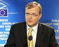 """Rehn: """"Türkiye'nin değişim hızında yavaşlama var"""""""