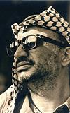 Filistinliler Arafat'ı anıyor