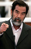 """Saddam saldırıya uğradı"" iddiası"