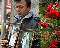 İstanbul'da terör kurbanları anıldı