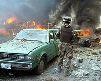 Irak'ta konvoya pusu: 24 ölü