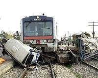 Tarsus'ta tren kazası: 10 ölü