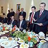 Erdoğan İtalyanları GAP'a davet etti