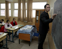 Öğretmenlik kariyer sınavı