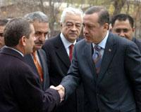 Erdoğan: Partimin belediyeleri içki ruhsatı verir