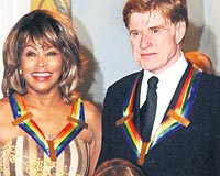 Robert Redford Tina Turner
