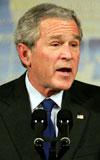 """Bush: """"Petrol azmış"""""""