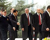 CIA Başkanı Goss'tan Emniyet'e ziyaret