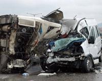 Kocaeli'nde zincirleme kaza: 13 ölü