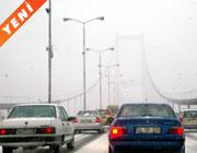 Kar ve fırtına Türkiye'yi esir aldı