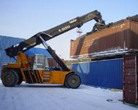 Перевозка контейнеров по Транссибу имеет динамические показатели.