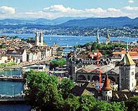 Yaşanacak en güzel kent Zürih