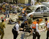Tel Aviv'de saldırı: 9 ölü