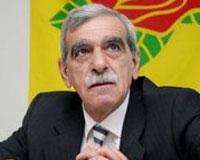 Türk: DTP ile PKK'nın tabanı aynı
